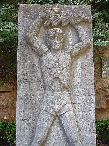 File:Monument a Albert Bonet i Marrugat (camí de Sant Miquel - Montserrat) 02.JPG