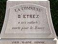 Monument morts Étrez Bresse Vallons 3.jpg