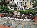 Monumento agli Alpini Nolesi caduti con pioggia - Noli.jpg