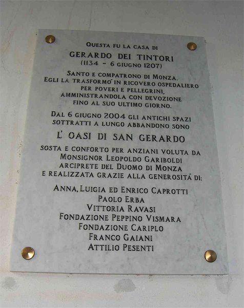 File:Monza-casa-Gerardo-dei-Tintori-targa.jpg