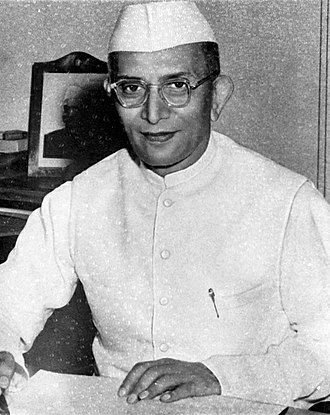 1971 Indian general election - Image: Morarji Desai portrait