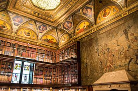 Morgan Library & Museum, New York 2017 23.jpg