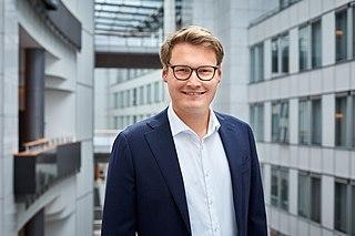 Moritz Körner German politician