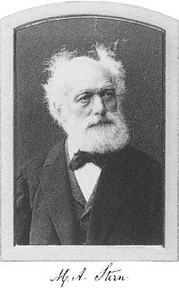 Moritz Abraham Stern German mathematician
