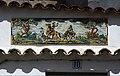Mosaico quijotil en una vivienda de El Romeral.jpg