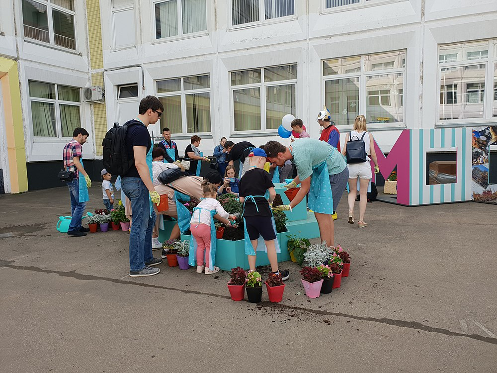 Moscow City Duma election, 2019. Polling station 0768 11.jpg
