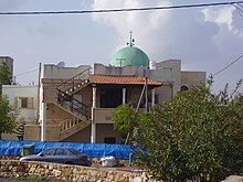 Mosque in Arab al Aramsha, Israel.JPG