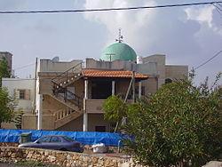 המסגד בין בתי ערב אל עראמשה