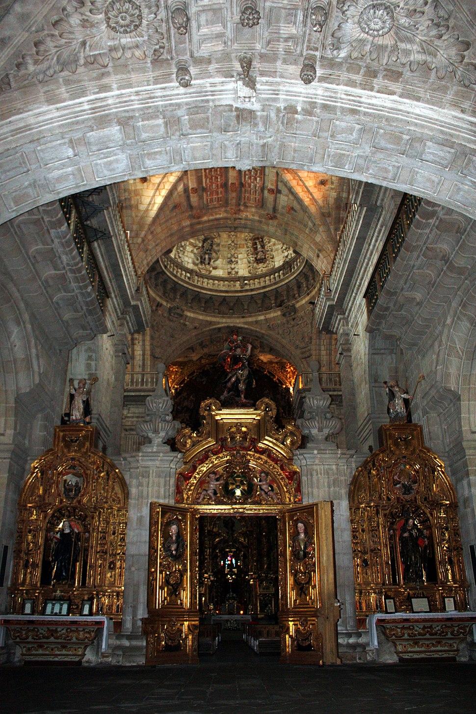 Mosteiro (monastery) de San Salvador, Celanova, Ourense, Galicia