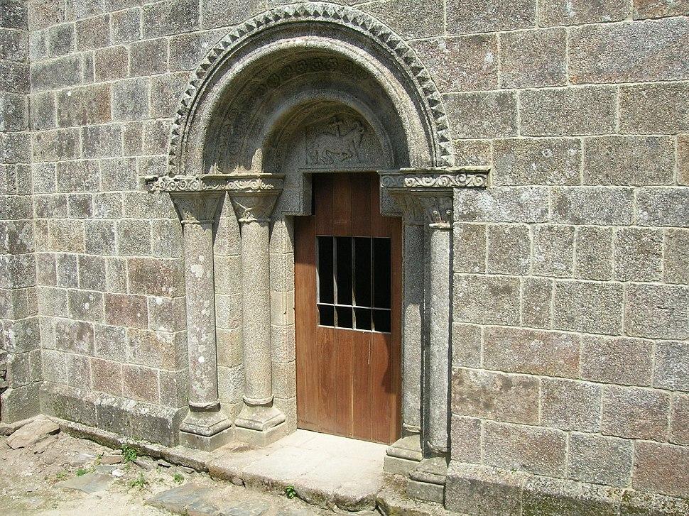 Mosteiro de San Xoán de Caaveiro. Galiza