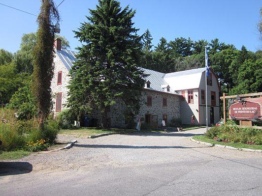 Moulin seigneurial de Tonnancour