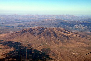 Ara (mountain) - Image: Mount Ara, Armenia