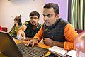 Mourya Biswas and Rajeeb Dutta - Mini Train the Trainer and MediaWiki Training Proramme - Kolkata 2017-01-07 - Kolkata 2017-01-07 2591.JPG
