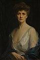 Mrs John W Davis, née Ellen G Bassel, by Philip de László.jpg