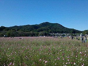 Mt. Hiwada in early autumn.jpg