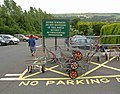 Multi Storey garden centre trolleys - geograph.org.uk - 863691.jpg