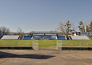 PFC Svetkavitsa Targovishte - Dimitar Burkov Stadium