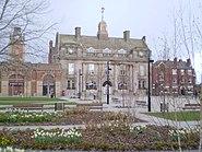 Municipal Buildings, Crewe