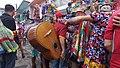 Musico en el Carnaval en Alto Tio Diego, Veracruz.jpg