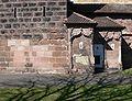 Nürnberg Frauentormauer Turm rotes B 4.jpg