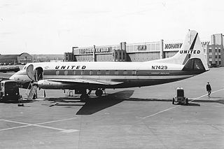 United Airlines Flight 297 1962 aviation accident