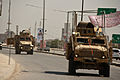 NAJAF, Military convoy - Flickr - Al Jazeera English.jpg