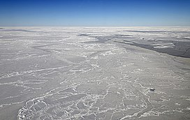 NASA's DC-8 Flying Over the Weddell Sea.jpg