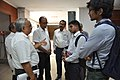 NCSM Officers Discussing With NMST Delegates - Kolkata 2017-06-19 2120.JPG