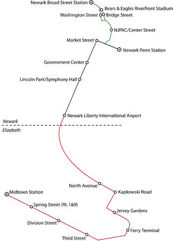 Newark–Elizabeth Rail Link - Wikipedia