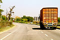 NH 11A Rajasthan Roads in India March 2015.jpg