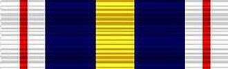Australian honours system - Image: NPSM Ribbon