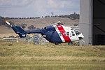 NSW RFS (VH-PNF) Kawasaki Heavy Industries BK 117 B-2 at Wagga Wagga Airport.jpg