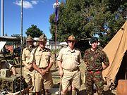 NZ Zealand Army Uniforms