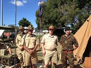 Uniforms of the New Zealand Army - New Zealand Army Uniforms 2nd Expeditionary Force WW2 and the 1980–2013 NZ DPM uniform.