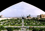 Naghsh-i Jahan Square, Isfahan, Iran (Edited version)