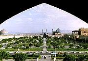 Naghsh-i Jahan Square