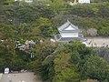 Nagoya-jo Hauptturm Blick auf den Südwest-Turm.jpg