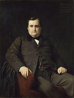 Napoléon Joseph Charles Paul Bonaparte painting