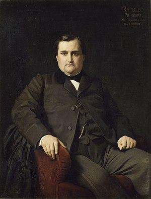 Bonaparte, Napoleón-Joseph-Charles-Paul, Prince (1822-1891)