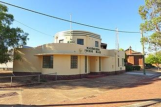 Narembeen, Western Australia - Narembeen Public Hall, 2014