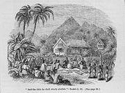 Narrative of Missionary Enterprises engraving