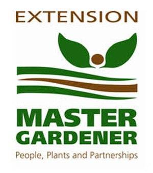 Master gardener program - National Extension Master Gardener Logo