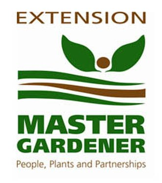 Master gardener program - National Extension Master Gardener Logo