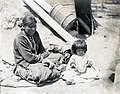 Navaho mother and child in the Department of Anthropology at the 1904 World's Fair.jpg