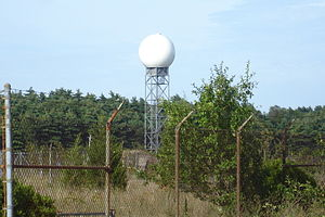 Naval Air Station South Weymouth-doppler radar.jpg