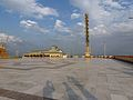 Naypyidaw -- Uppatasanti Pagoda plaza.JPG