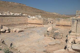 Cyrrhus - Image: Nebi Huri South Gate