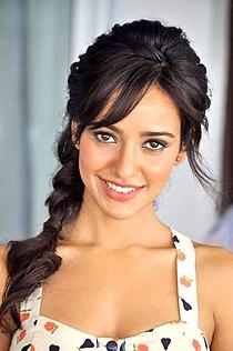 Neha Sharma at the Promo launch of 'Jayanta Bhai Ki Luv Story' 07.jpg