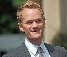 Neil Patrick Harris. Harris at a ceremony in September 2011 to receive a ...