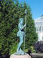 Neptune, Phipps Conservatory Water Garden, 2015-10-10, (01).jpg